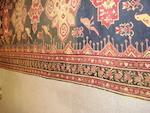 A Karabagh khelleh, South Caucasus, 588cm x 186cm