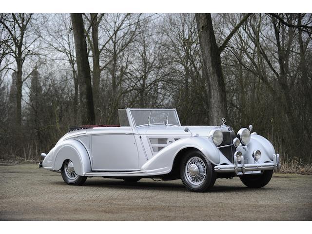 1938  Mercedes-Benz  540K cabriolet