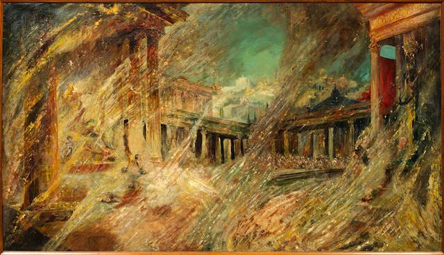 Pinckney Marcius-Simons 'Les Derniers Jours de Pompéi'