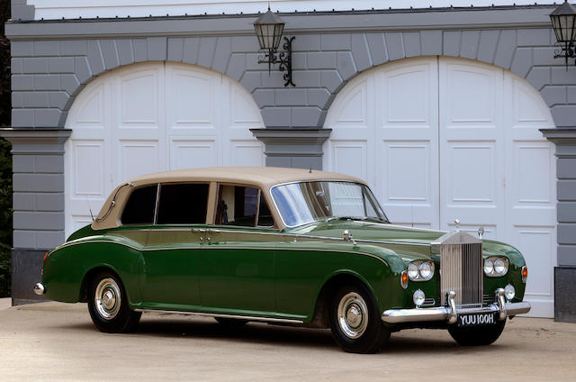 1969 Rolls Royce Phantom VI
