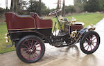 1903 Richard-Brasier  Type H 1.7litre Twin-cylinder Rear-entrance Tonneau  Chassis no. 17  Engine no. 546H