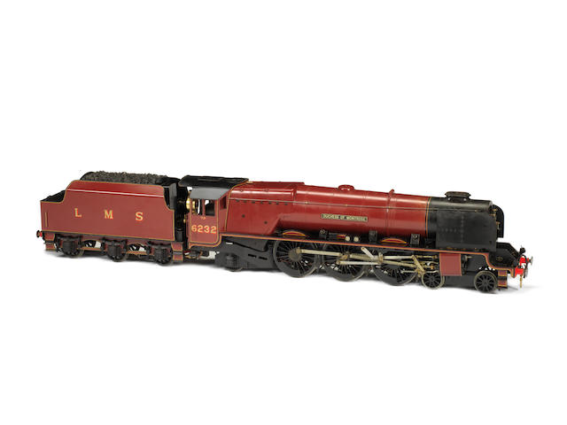 DUCHESS OF MONTROSE GAUGE 4-6-2