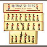 Britains Foot Guards 21