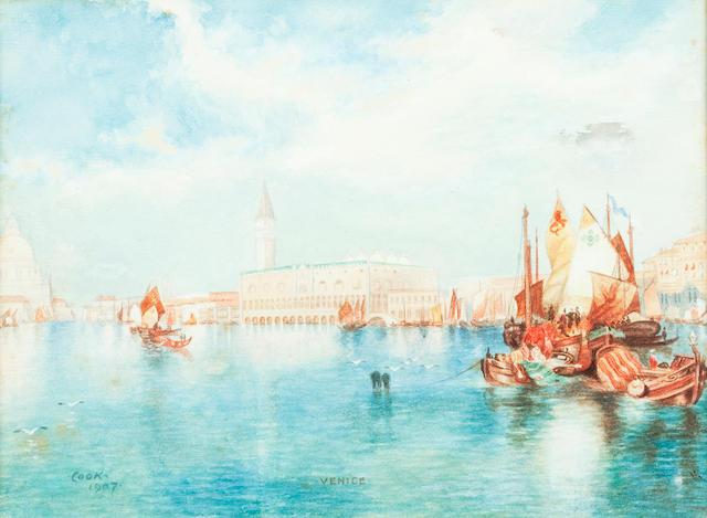 * Cook (20th century) Venice