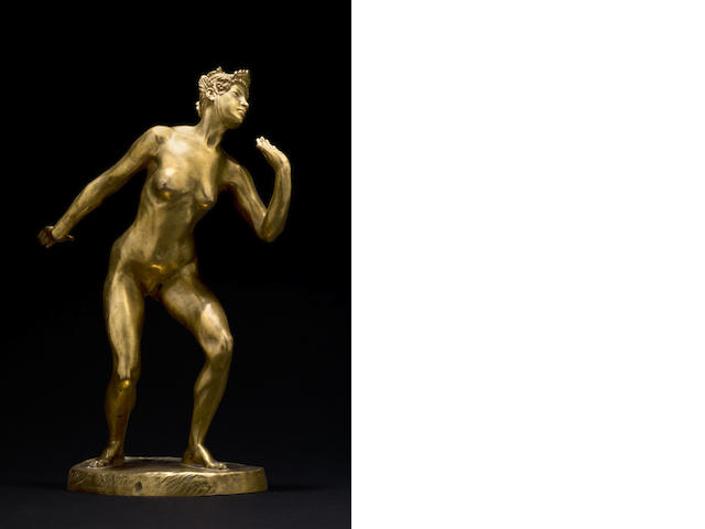 "Jacques LOYSEL (1867-1925) ""Anako"""