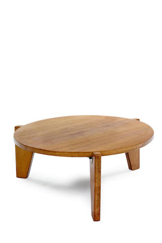Jean Prouvé (1901-1984) Table basse, circa 1944