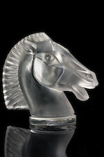 René Lalique (1860-1956) 'Longchamp'