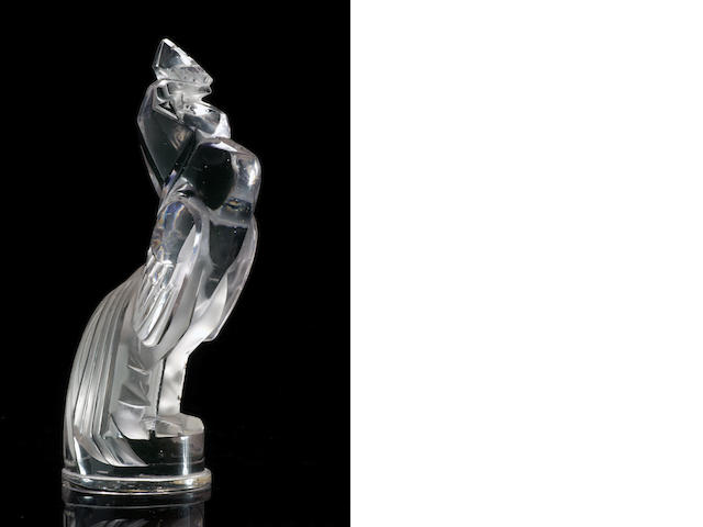 René Lalique (1860-1945) 'Coq Houdin'