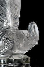René Lalique (1860-1945) 'Coq Nain'