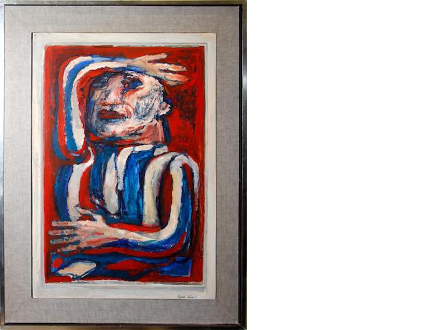 Alfred Cohen (American, 1920-2001) Harlequin