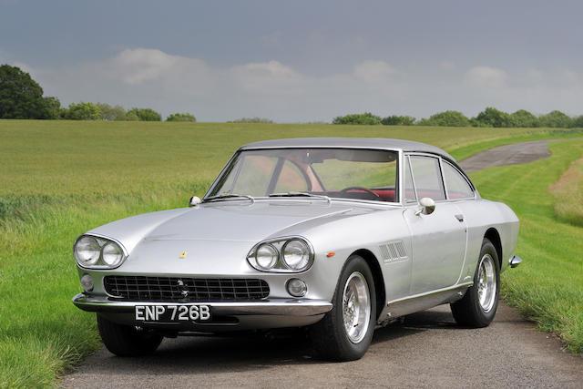 1965 Ferrari 330GT 2+2 Berlinette  Chassis no. 6055 Engine no. 6055