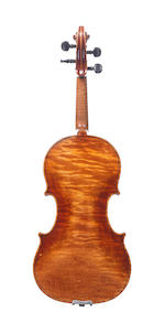 A Violin by Leandro Bisiach, Milan, 1900 (2)