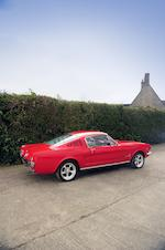 1966 Ford Mustang Fastback, Chassis no. 5F09C304721