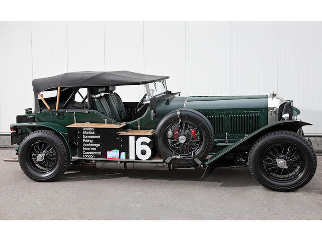 1929 Bentley 6.5 Litre Speed Six