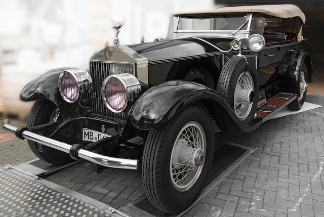 1927 Rolls-Royce Phantom 1