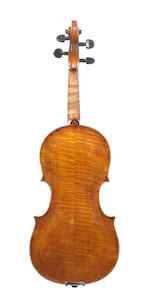 An English Violin, attributed to Henry Jay, London, circa 1770 (1)