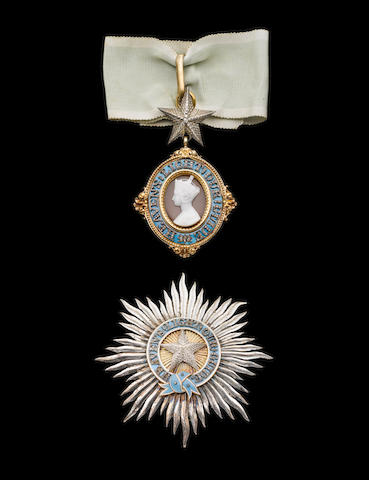 The Most Exalted Order of the Star of India,