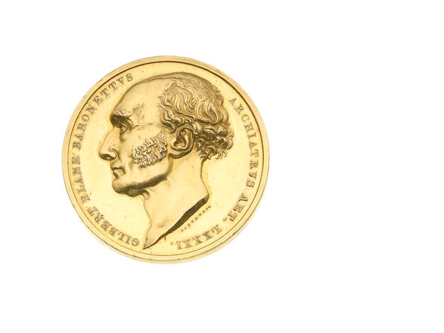 Sir Gilbert Blane Gold Medal,
