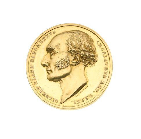 Sir Gilbert Blane Gold Medal,
