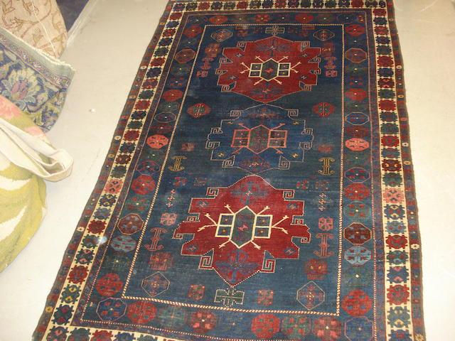 A Caucasian rug, 201cm x 120cm