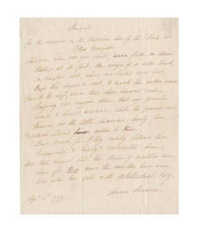 SEWARD, ANNA (1747-1809)