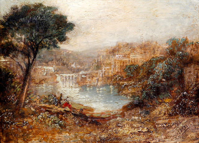 After Joseph Mallord William Turner, RA Ancient Carthage
