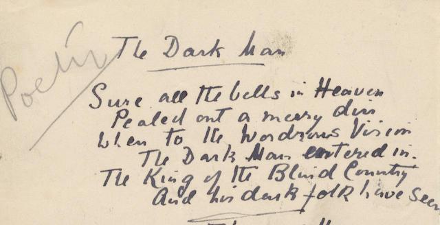 TYNAN, KATHERINE (1859-1931, Irish poet)