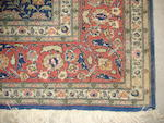 A Hereke carpet, West Anatolia, 347cm x 280cm