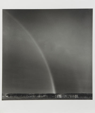 Sam Taylor-Wood, 'Untitled (Black and white rainbow)', C-print 6/6