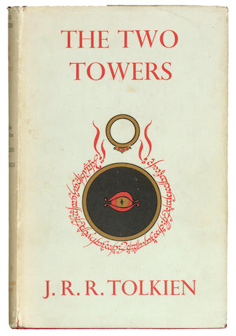 TOLKIEN (J.R.R.) The Lord of the Rings, 3 vol., FIRST EDITIONS, 1954-1955