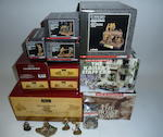 WWI Matte Models by Britains, King and Country and Corgi 96