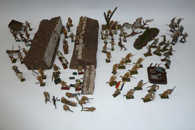 New Toy Soldiers, First World War Trenches 190