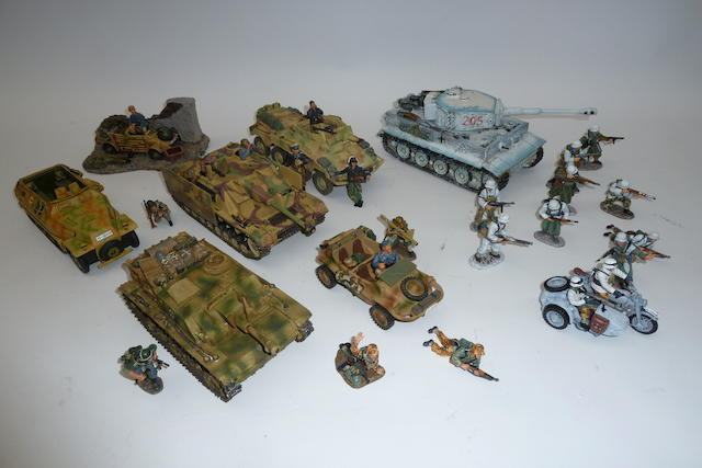 King and Country Second World War Armour and Vehicles 30