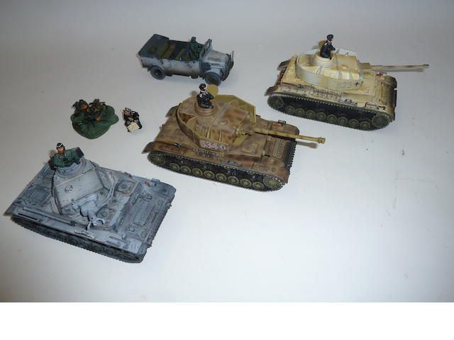 Britains Matte series Second World War German Armour and Vehicles 56