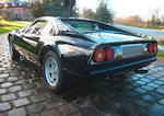 1979 Ferrari 308 GTB  Chassis no. 29143 Engine no. F106A 02101370