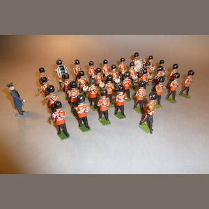 Britains Drums, Fifes and Band of the Coldstream Guards 83