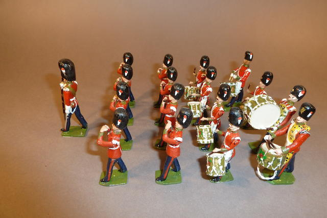 Drums, Pipes and Military Band of the Fusiliers 89