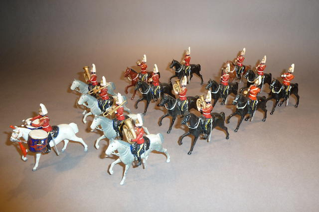 Mounted Bands of the Dragoon Guards and Dragoons 43