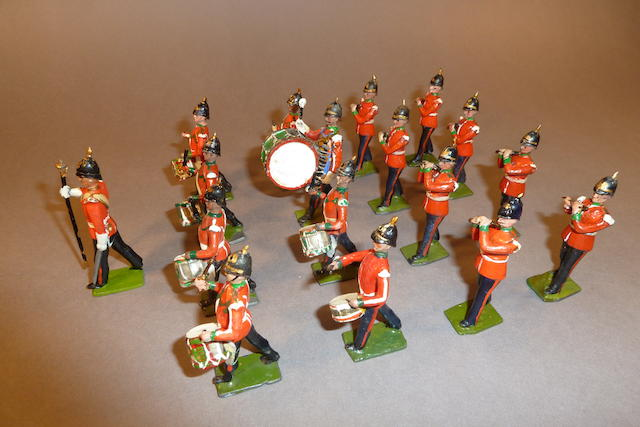 Drums, Fifes and Band of the Infantry of the Line 72
