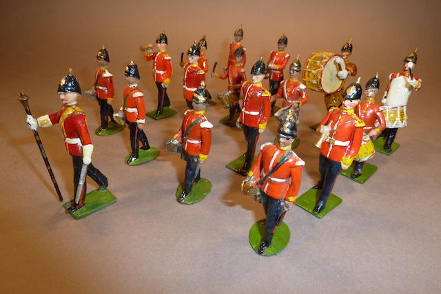 Drums, Bugles, Fifes and Band of the Infantry of the Line 69