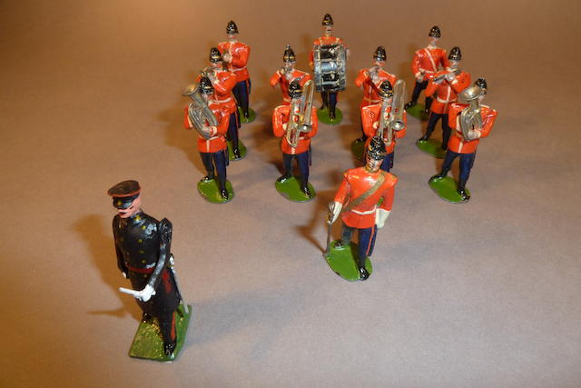 Britains set 27, Band of the Line 48