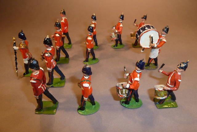 Drums, Bugles and Fifes of the Line 70