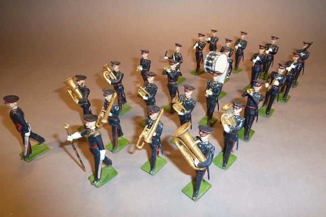 Britains set 2093, Band of the Royal Berkshire Regiment 25