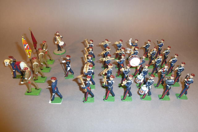 New Toy Soldiers Parachute Regiment Band 56