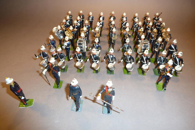 Drums, Bugles and Bands of the Royal Marines 73