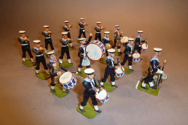 Bands of the Royal Navy and Royal Marines 49