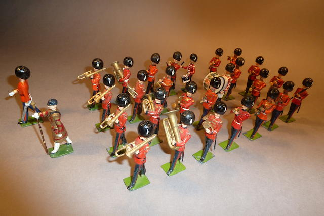 Bands of the Foot Guards 57