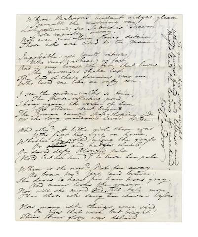 LANDOR, WALTER SAVAGE (1775-1864)