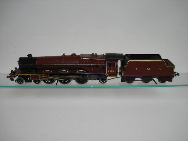 Hornby Series 4-6-2 Princess Elizabeth locomotive and tender