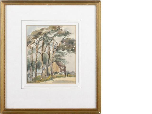 Ellen Eaton (British) A Kentish Landscape